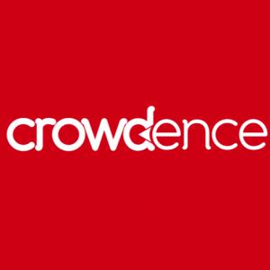 crowdence logo