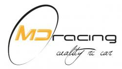 md racing rc logo